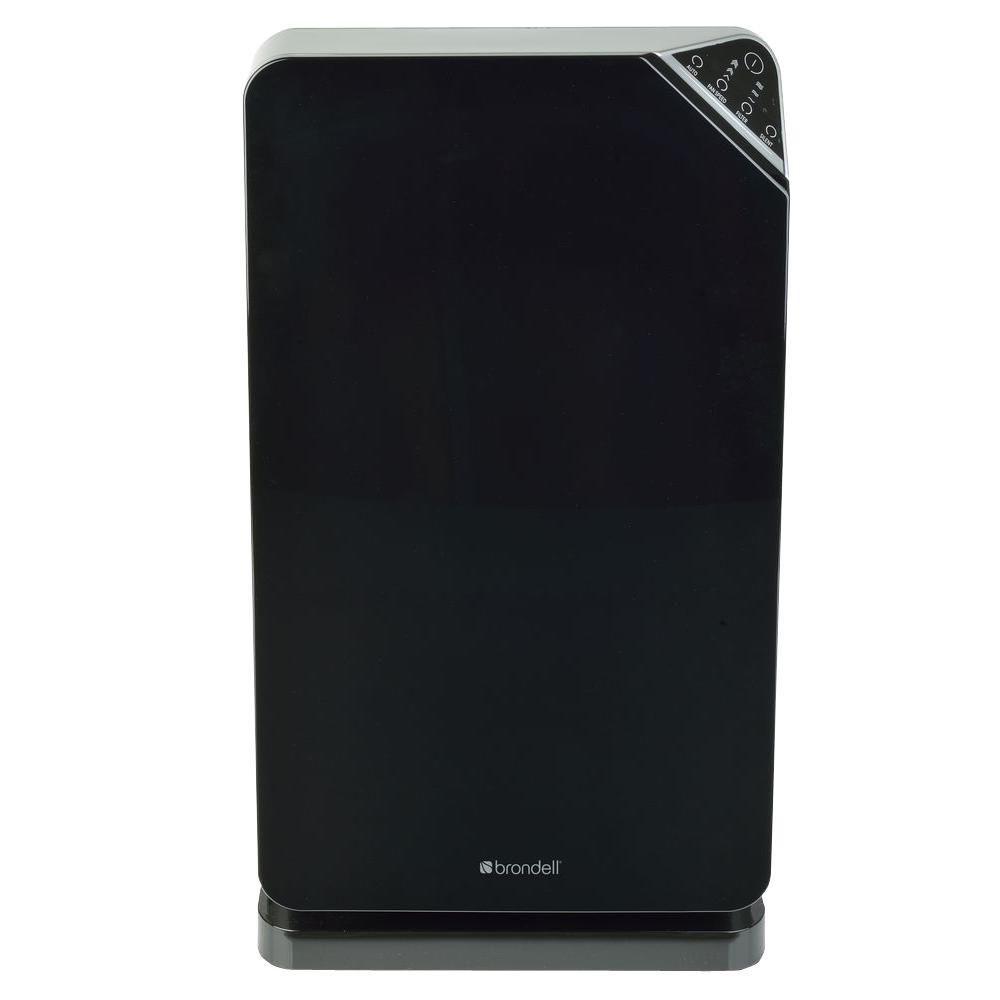 O2+ Balance Air Purifier in Black