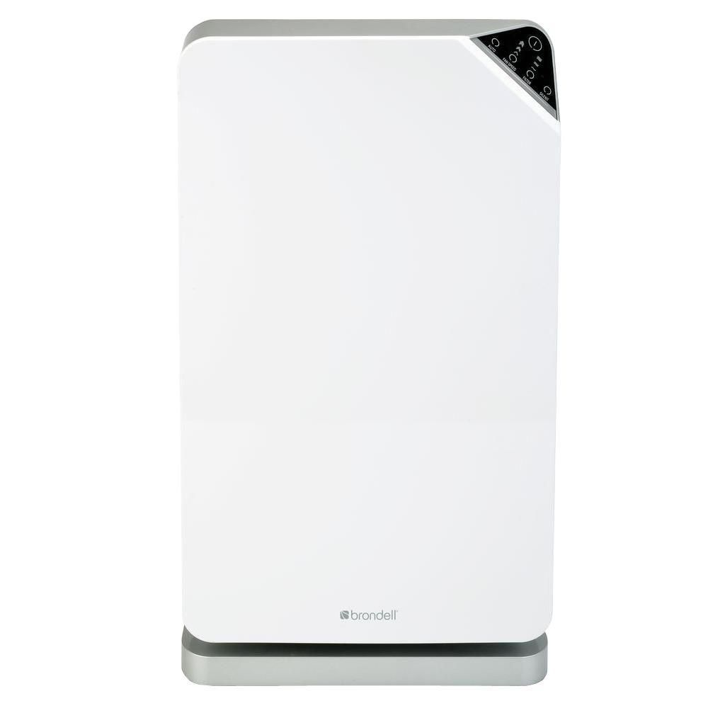 Brondell O2+ Balance Air Purifier in White