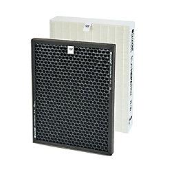 Brondell Le pack de filtres de remplacement du purificateur d'air O2+