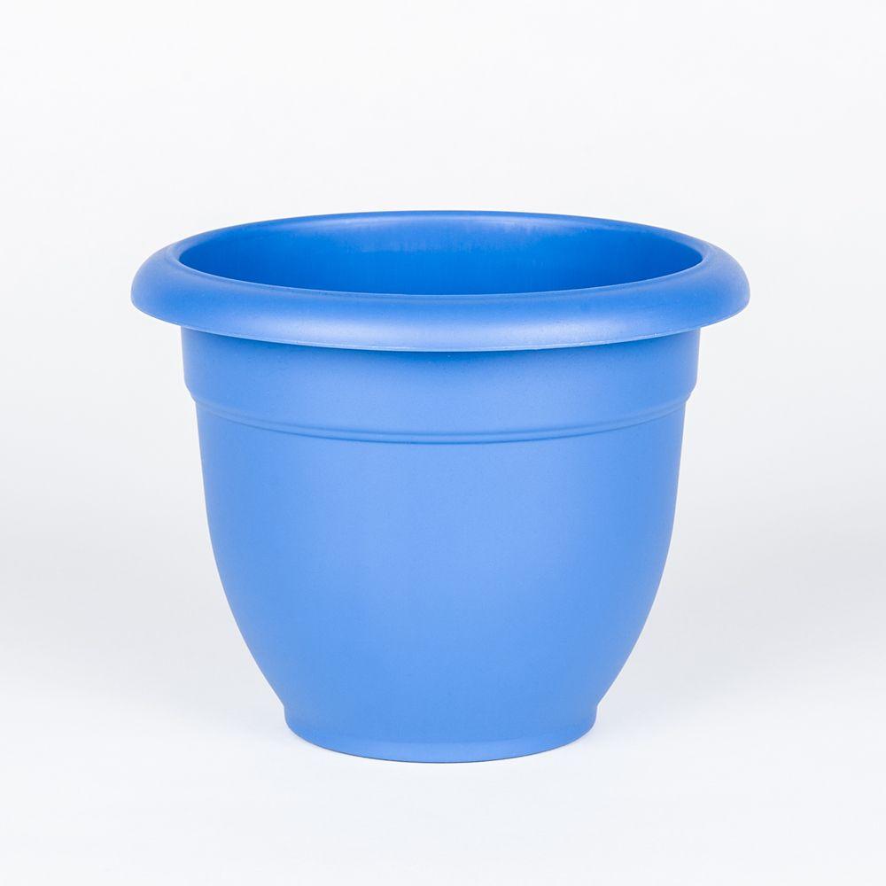 12 Inch Bell Pot Teal