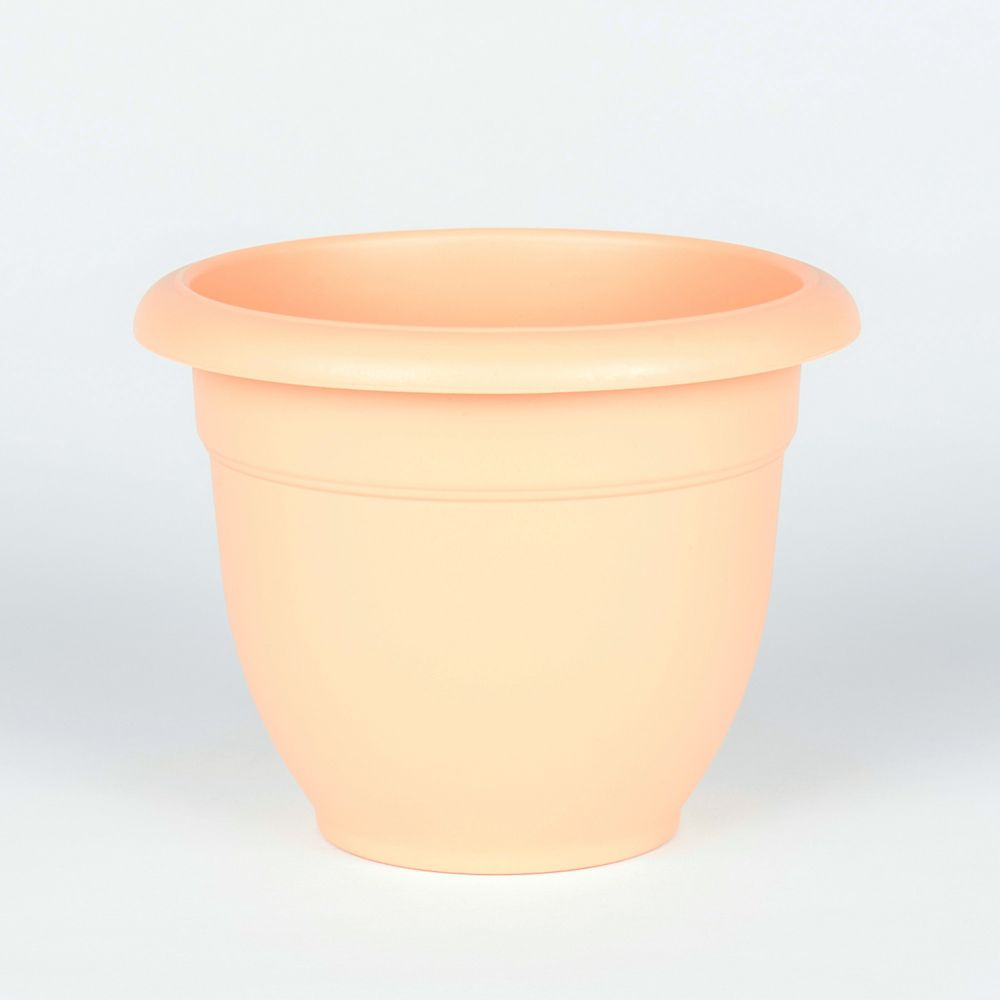 12 Inch Bell Pot Blush