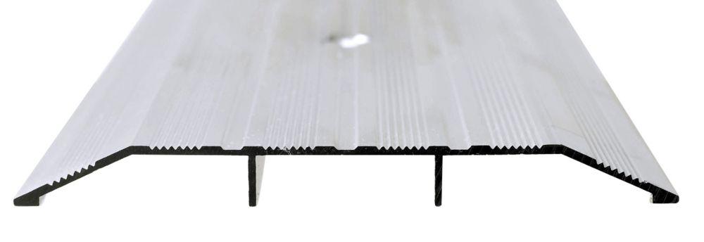 """Seuil en aluminium 1/2 """"x5 x 36"""