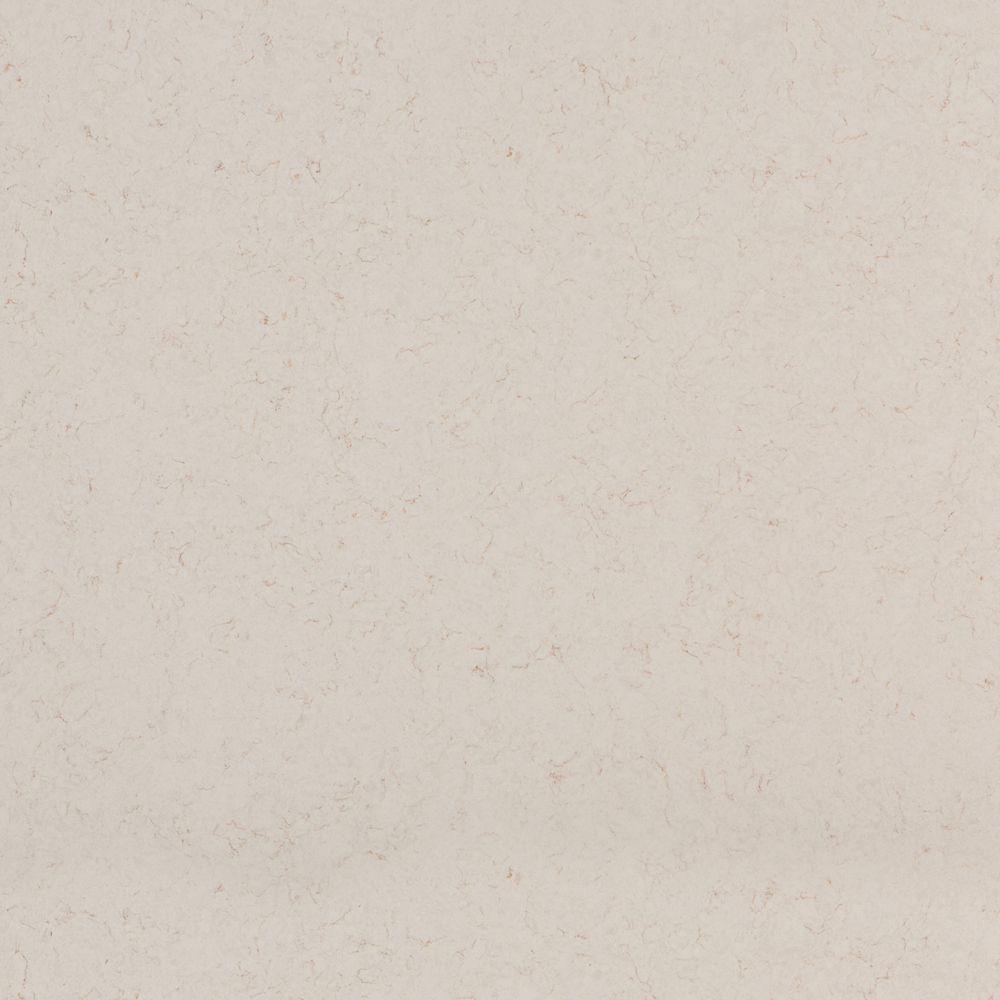 ECO 4-inch x 4-inch Quartz Countertop Sample in Cream Stone