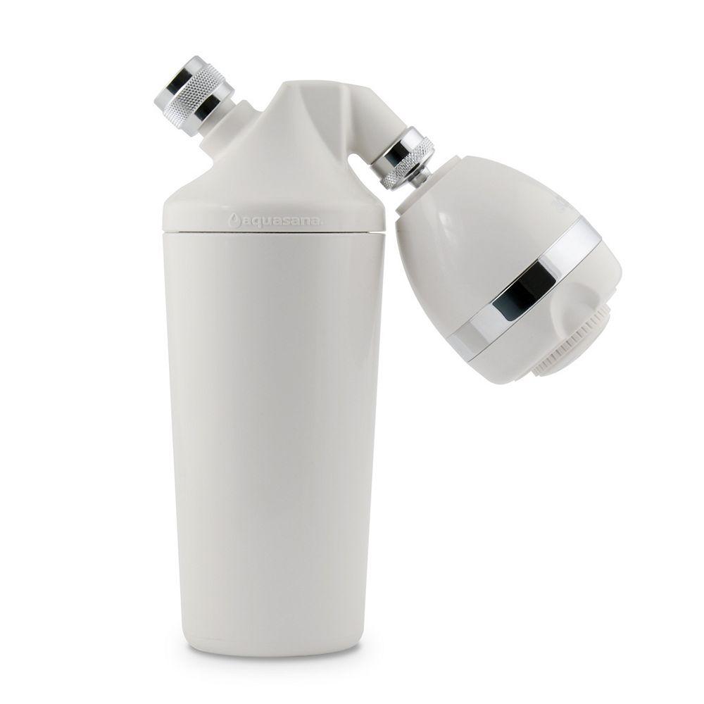 Aquasana Premium Shower Filter with Massaging Shower Head
