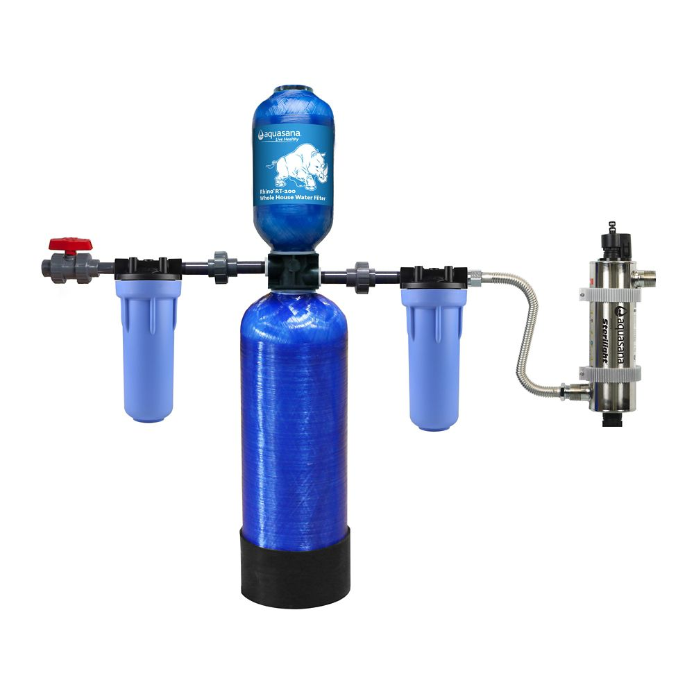 Well Water - Whole House Kit