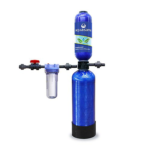 Aquasana 6-Year Whole House Salt-Free Water Softener