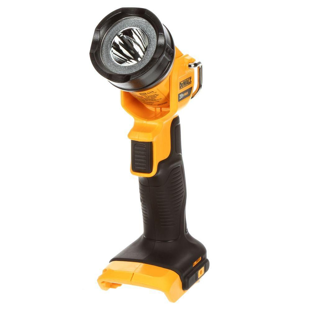 DEWALT 20V MAX Lithium-Ion LED Flashlight