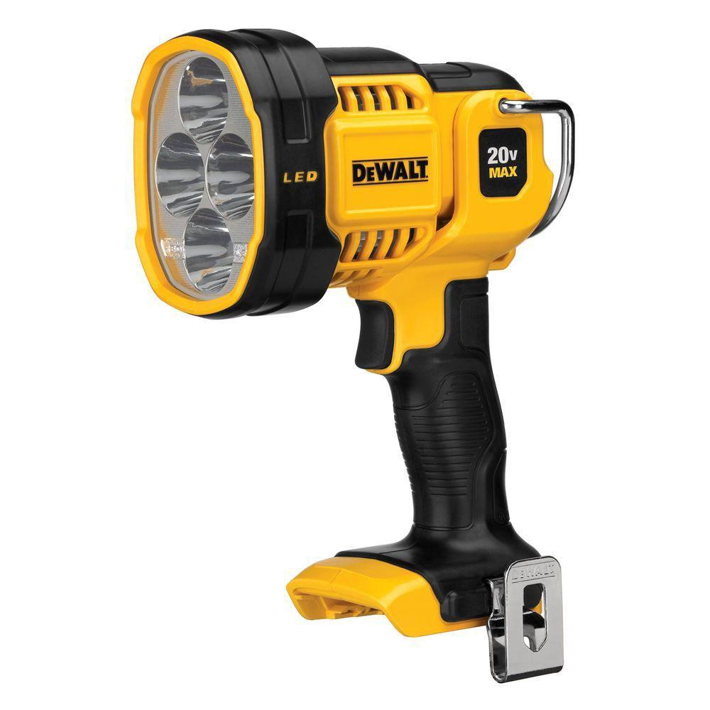 20V MAX Jobsite LED Spotlight