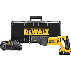 20V MAX Li-Ion Reciprocating Saw with 1 Battery and Kit Box