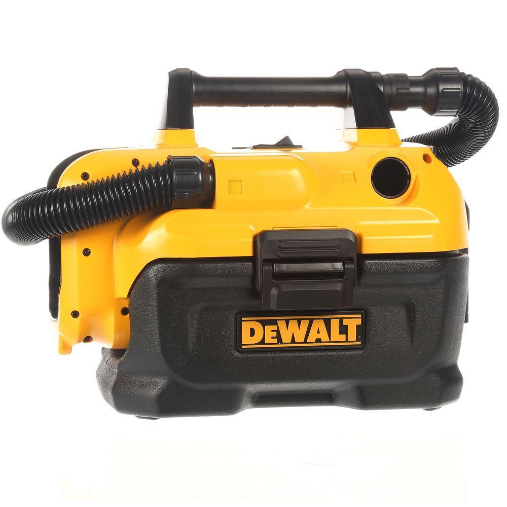 Dewalt 18v 20v Max Cordless Wet Dry Vacuum The Home
