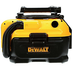 20V MAX Cordless/Corded 7.5L Wet/Dry Vac with HEPA Filter