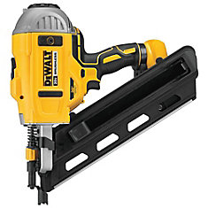 20V Max XR Lithium-Ion Cordless Brushless 2-Speed 33 Degree Framing Nailer (Tool-Only)