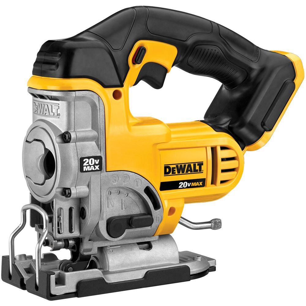 20V Max Lithium-Ion Cordless Jig Saw (Tool Only)