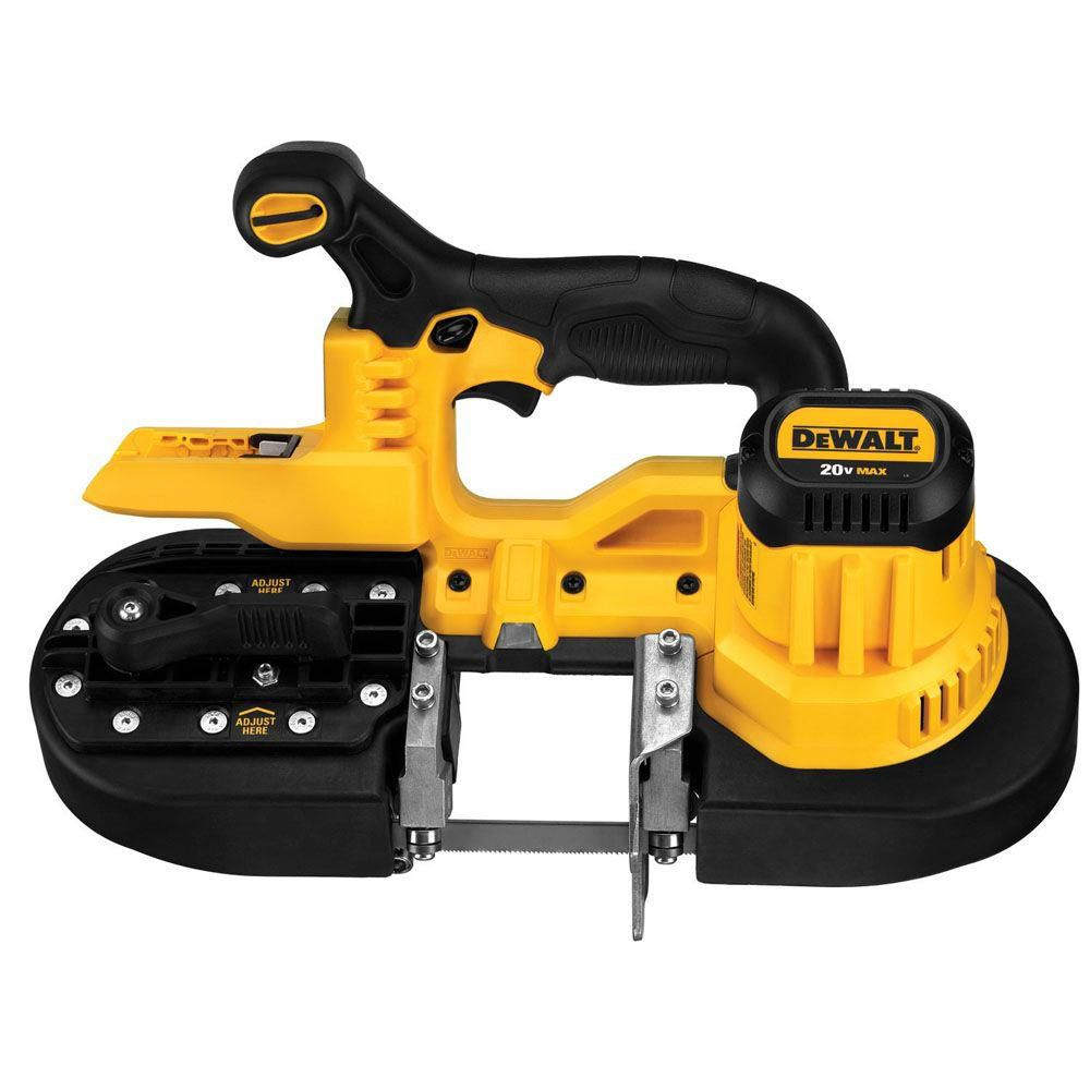DEWALT 20V MAX Cordless Band Saw (Tool Only)
