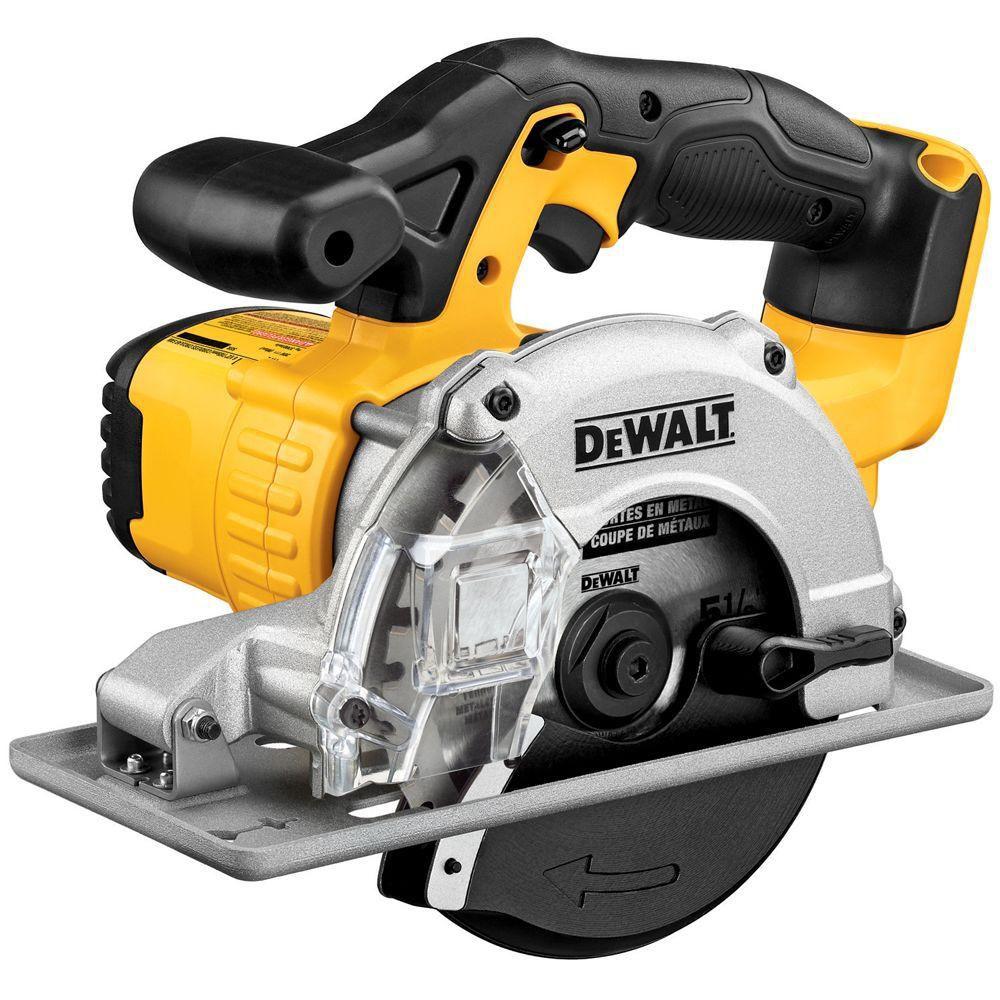 DEWALT 20V MAX Metal Cutting Circular Saw (Tool Only)