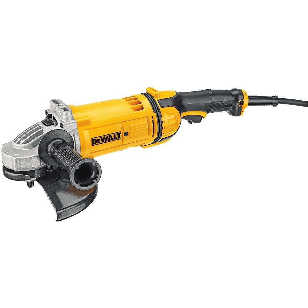 9- Inch Angle Grinder with Guard