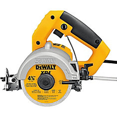 4 1/2-inch Wet Tile Saw