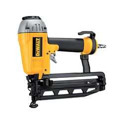 DEWALT 16-Gauge Pneumatic 1-inch to 2 1/2-inch Finish Nailer