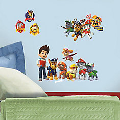 RoomMates Stickers Muraux Paw Patrol