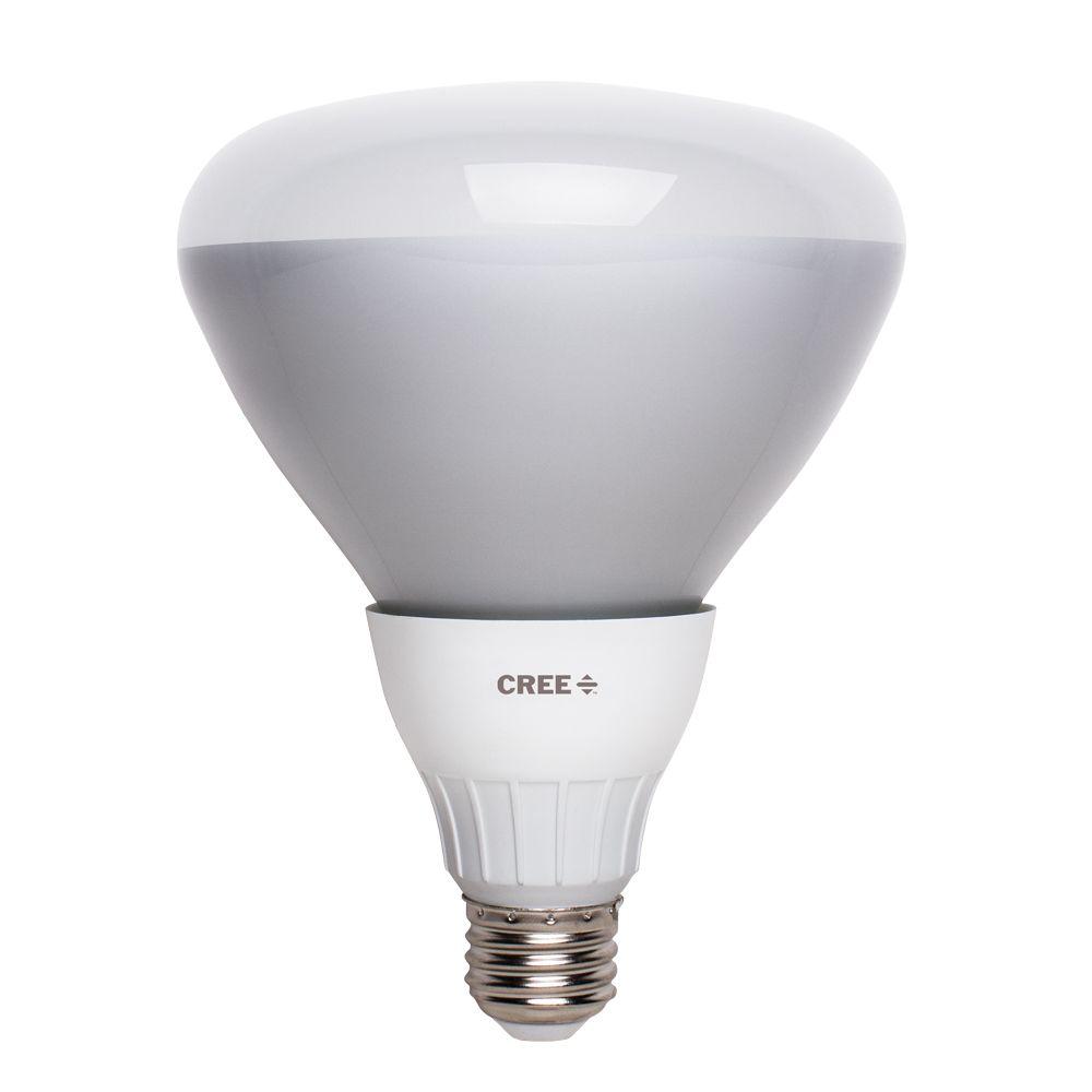 65W Equivalent Soft White (2700K) BR40 Dimmable LED Flood Light