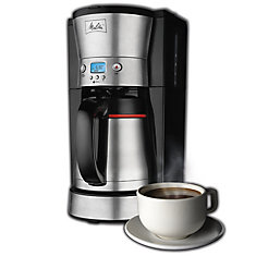 10 Cup Thermal Coffee Brewer