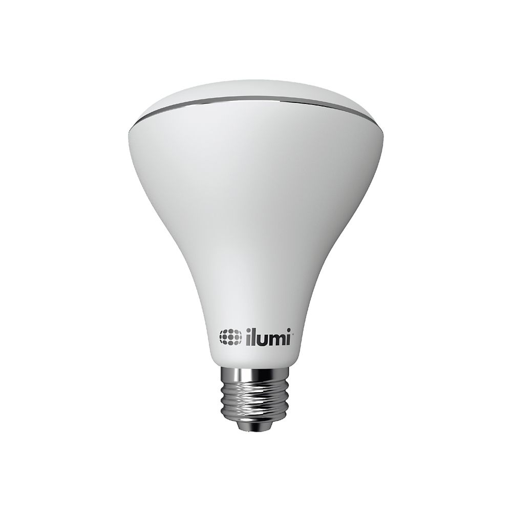 Ilumi BR30 LED Flood Smartbulb, Arctic White