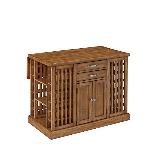 Home Styles The Vintner Kitchen Island