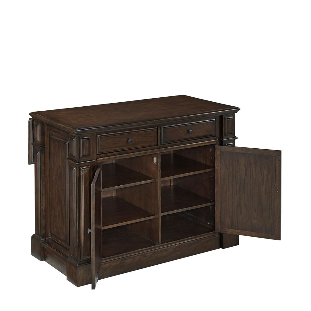 Prairie Home Kitchen Island