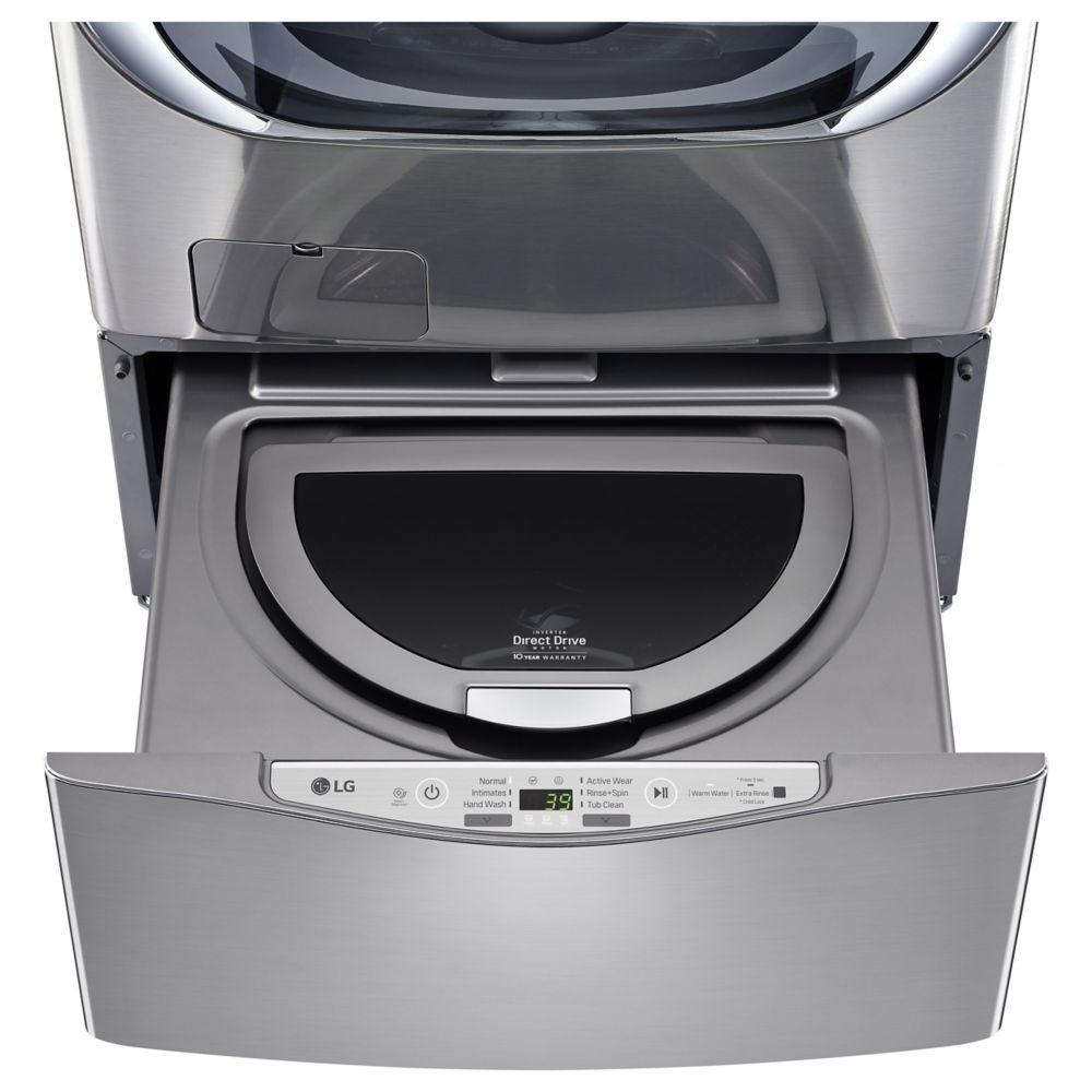 x com storage at and pedestal samsung onyx in washer with dryer shop drawer pedestals lowes pd