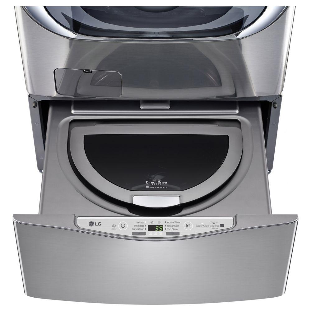 platinum and washer cu stainless load samsung prod qlt steam pedestals p pedestal ft wid dryer front washing hei w