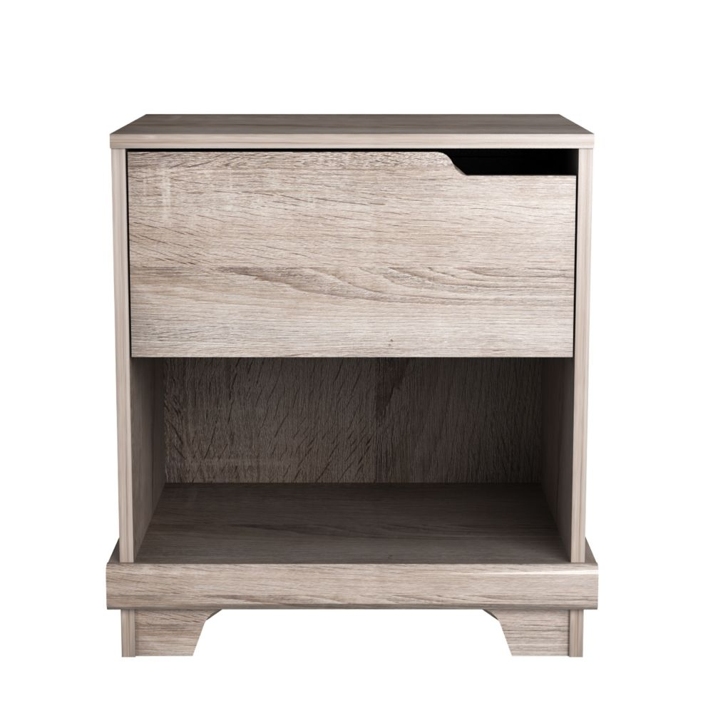 Oak Edenvale Nightstand OBD 2020 1 in Canada CanadaDiscountHardware