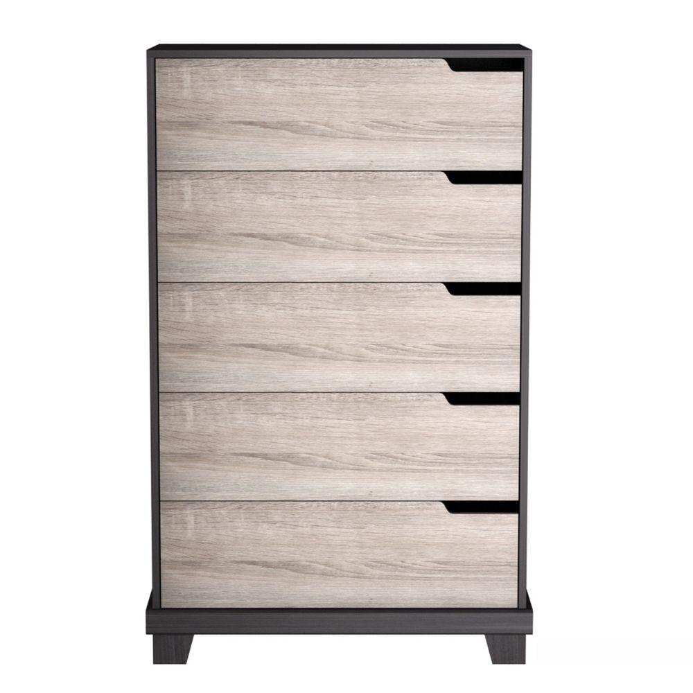 Stockholm 5-Drawer Dresser