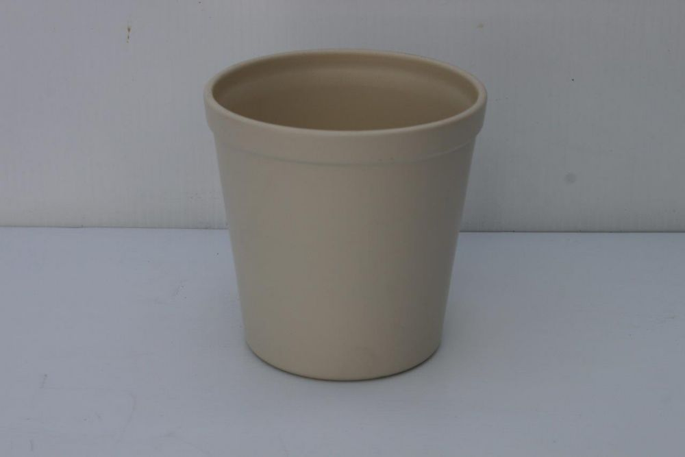 Ceramic Pot Panna Matte 6in