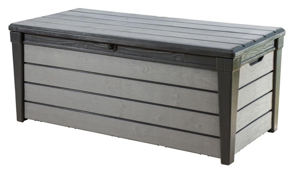 Keter Brushwood Deck Box 120G / 454L