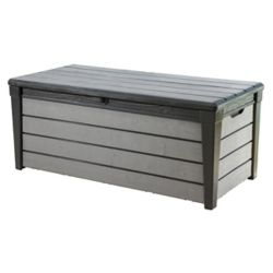 Keter 16 cu. ft. Brushwood Deck Box