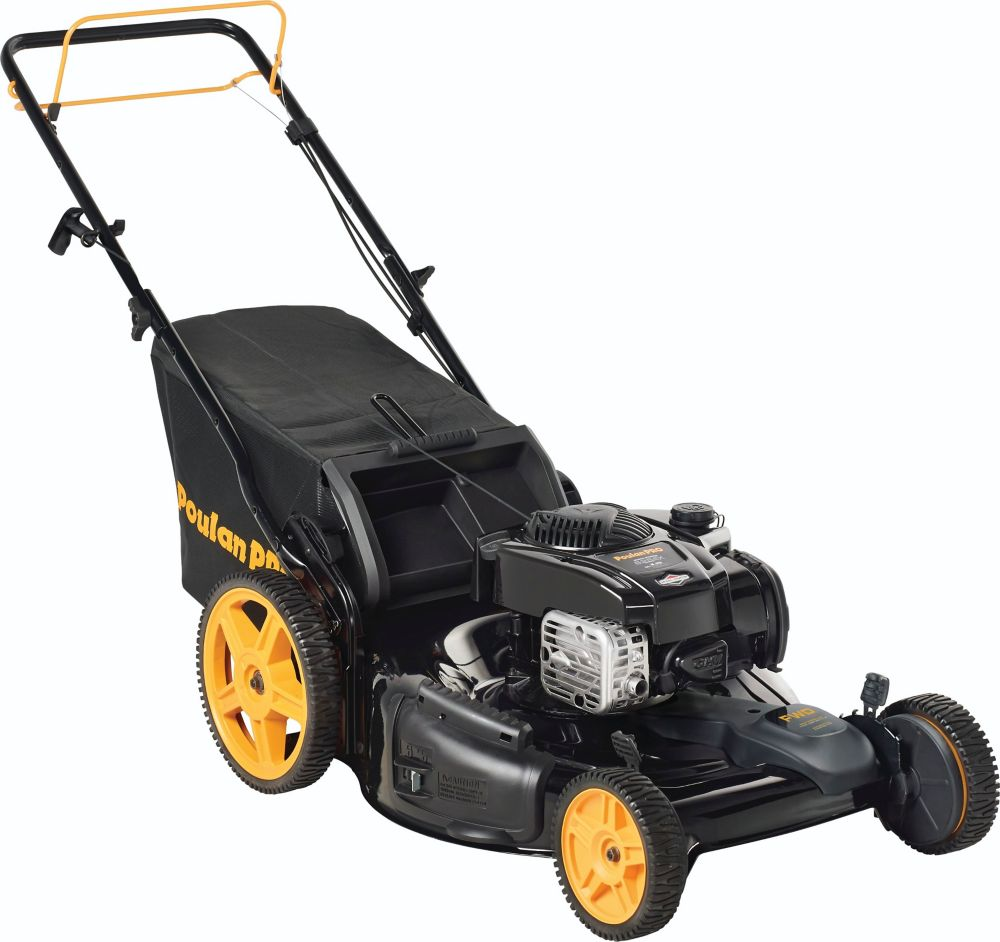 22 Inch High Wheel 3 In 1 Front Propelled Mower