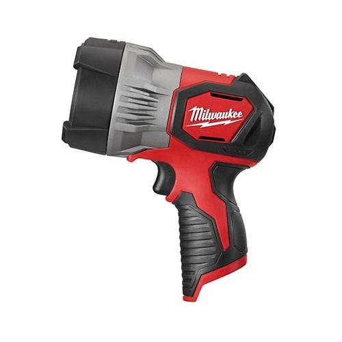 M12 12-Volt Lithium-Ion Cordless 750-Lumen TRUEVIEW LED Spotlight (Tool-Only)