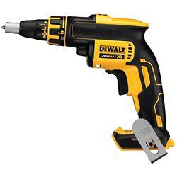 DEWALT 20V MAX XR Li-Ion Brushless Drywall Screw Gun (Bare Tool)