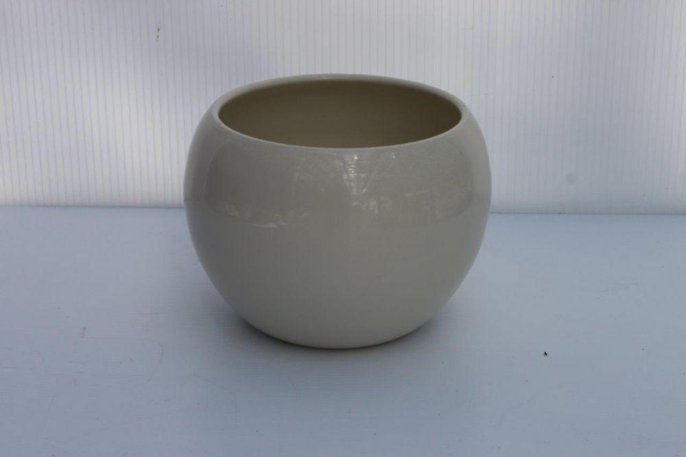 Poterie céramique Panna fini lustre 6.5 pouces