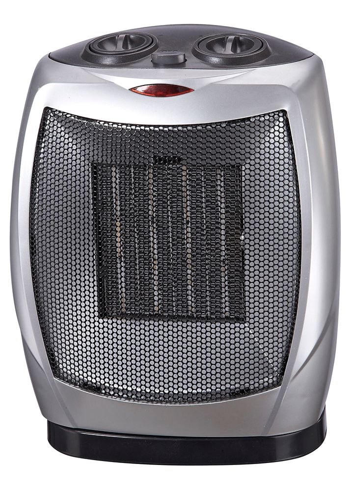 Royal Sovereign Compact Oscillating Ceramic Heater