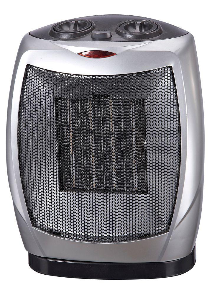 Compact Oscillating Ceramic Heater