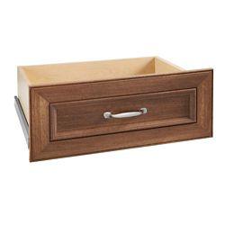 ClosetMaid Kit de tiroir de luxe en noyer de 25 po de largeur Impressions