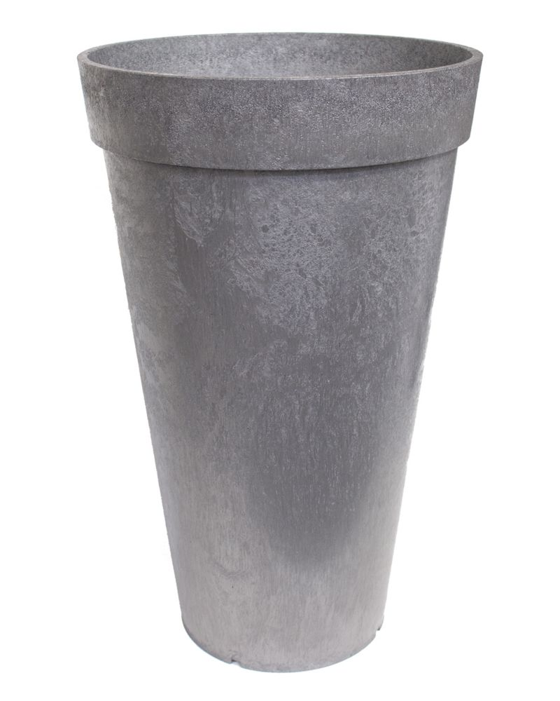 Jardinière Aria 51 cm (20 po) Étain