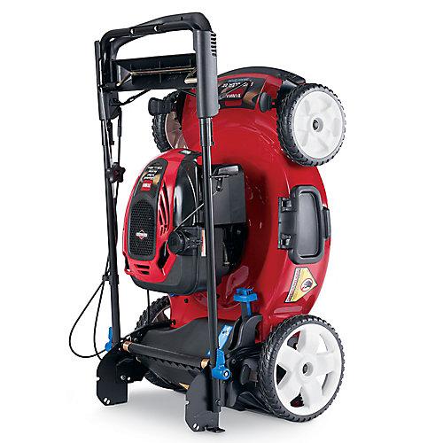 """Autotractée à essence Toro Recycler 56 cm (22""""), roues hautes, Personal Pace, vitesse variable, fonction SmartStow"""