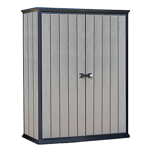 High Store Vertical Storage Shed 54 cu.ft