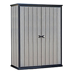 High Store Vertical Storage Shed