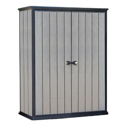 Keter High Store Vertical Storage Shed 54 cu.ft