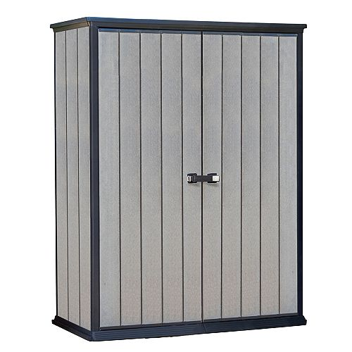 Keter Factor 8 ft. x 8 ft. Shed | The Home Depot Canada