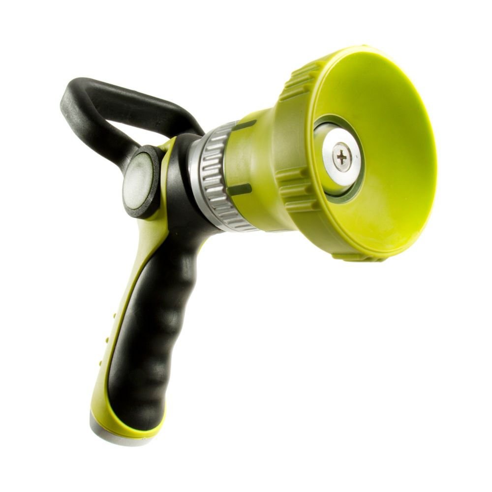 Pistolet darrosage haut de gamme type lance dincendie haute pression à poignée ergonomique Sun Jo...