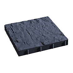 16x16 Genesis Slab Rockland Black